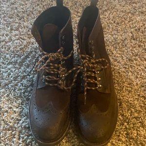 Men dress boot